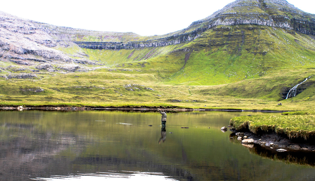 Fly Fishing on the Faroe Islands